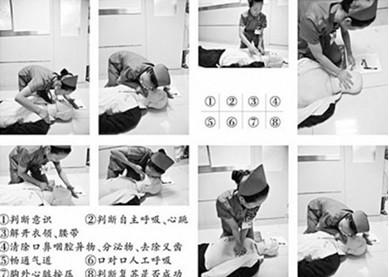 心肺复苏术-操作流程--2013年